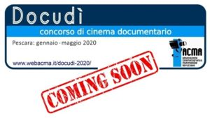 Docudì - concorso cinema documentario anno 2020